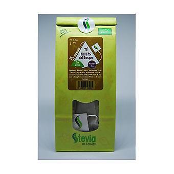 Forest fruits tea with Stevia Bio 15 units