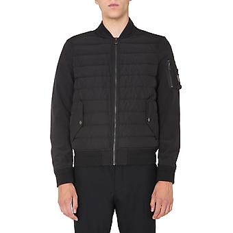 Belstaff 71020837c50n060490000 Men's Black Polyester Outerwear Jacket