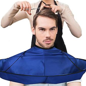 Hair Cutting Cloak Umbrella Cape For Salon Barber And Home Hair Stylists