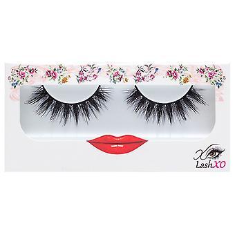 Lash XO Premium False Eyelashes - Supafly - Natural yet Elongated Lashes