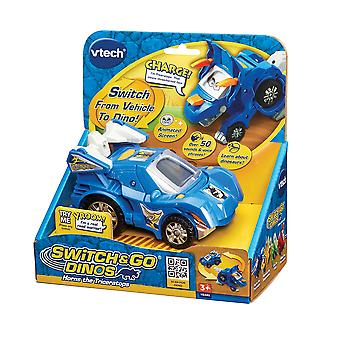 VTech Switch & Go Dinos Horns - Action Figure