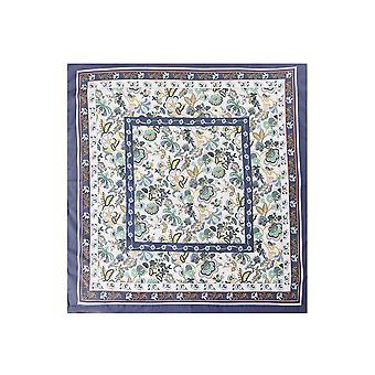 Intriga Womens/senhoras floral print lenço de cabeça quadrada
