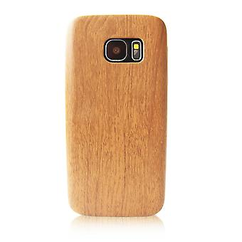 Mobile Shell for Samsung Galaxy J7 (2016) Mobile Case Hard-Plastic Lightweight Phone Brown