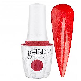 Gelish Switch On Color 2020 Summer MTV Gel Polish Collection - Total Request Red 15ml (1110387)