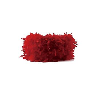 Feather Shade Red 250mm x 180mm