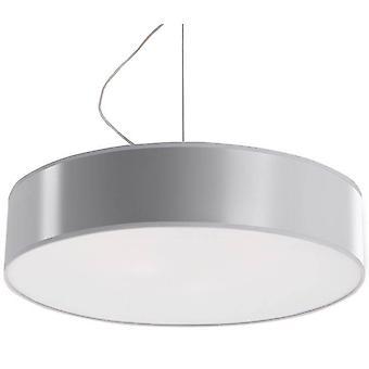 Sollux ARENA - 3 let runde loft vedhæng Sølv, E27