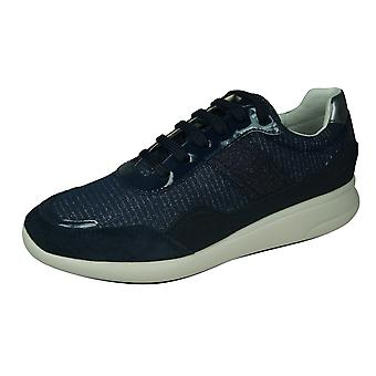 Geox D Ophira A Dame Trenere - Navy