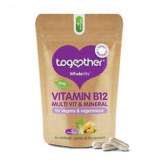 Together - WholeVit B12 Complex Capsules 60s