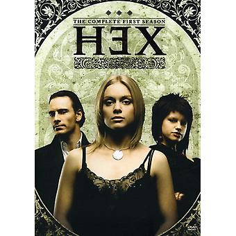 Hex - Hex: The Complete First Season [3 Discs] [DVD] USA import