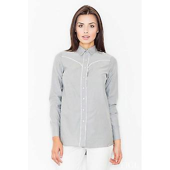 Grey figl shirts v34227