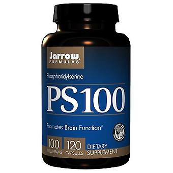 Jarrow Formulas Phosphatidyl Serine ( PS -100), 120 Caps