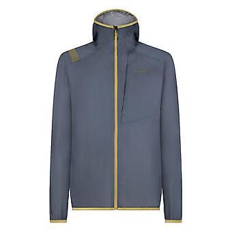 La Sportiva Odyssey Gtx Mens Waterproof Goretex Jacket For Running & Mountaineering Opal