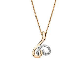 Fantasy Diamant Halskette