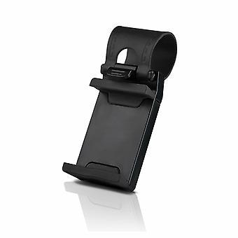 Bil rat mobiltelefonholder til alle mobiler sort