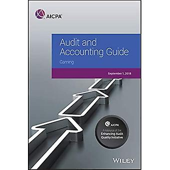 Audit and Accounting Guide:� Gaming 2018