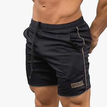 Summer Men Gym Fitness Shorts - Bodybuilding Jogging Workout Male Short Pants