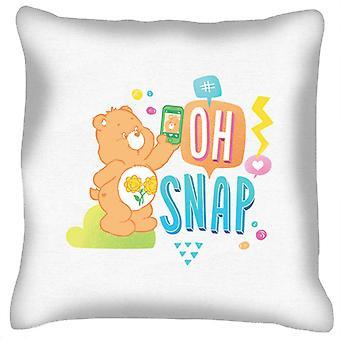 Care Bears Friend Bear Oh Snap Cushion