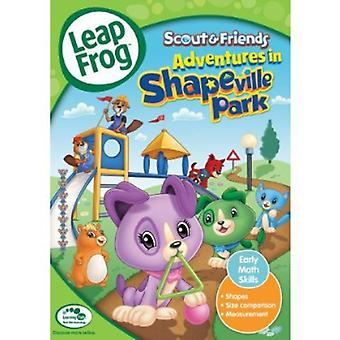 Adventures in Shapeville Park [DVD] USA import