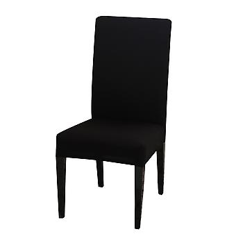 YANGFAN Solid Color Stretch Chair Covers for Dining Room