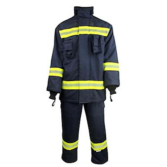 En469  Fire Suit Fire Fighting Firefyter C1 Jacket & Bib Pants