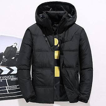 Neue Winterjacke Männer Casual Duck Down Warm Kapuzenmäntel Outwear Windbreaker