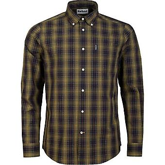 Barbour Tartan 17 Tailored Shirt