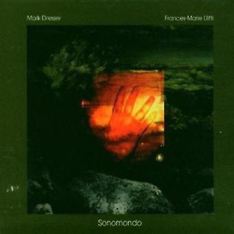 Dresser/Uitti - Sonomondo [CD] USA import
