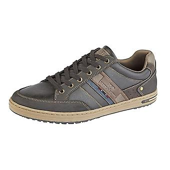 Route 21 Mens PU Casual Shoes