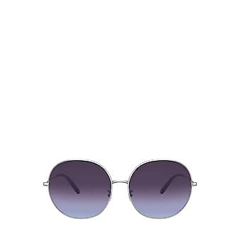 Oliver Peoples OV1280S silver female sunglasses
