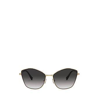 Miu Miu MU 60VS antique gold female sunglasses