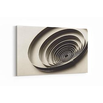 Schilderij - Close-up metaal — 90x60cm