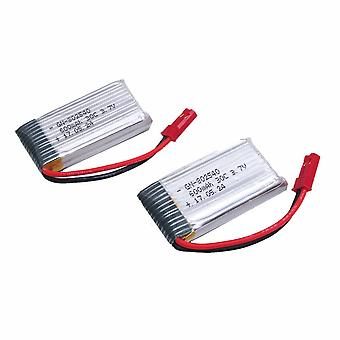 2 Batterij onderdelen jxd 509g-22 3.7v 600mah li-po batterij met jst stekker voor jxd 509g rc quadcopter