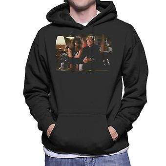Weird Science Gary And Lisa Men's Hooded Sweatshirt