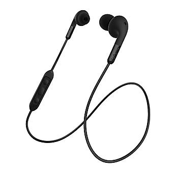 DeFunc Bluetooth Earbuds InEar PLUS Music - Black