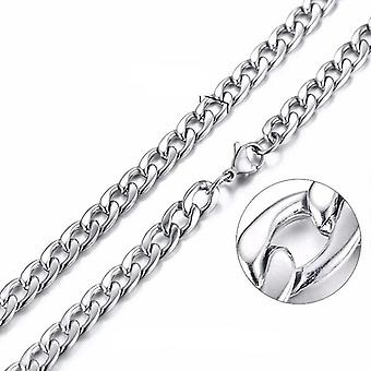 """solid Necklace-chains Link, Choker, Stainless Steel Accessories Fashion'"