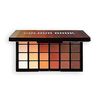 Makeup Revolution Farvebog Palette - CB 02