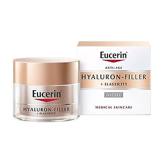 HyaluronFiller + Elasticity Night 50 ml of cream