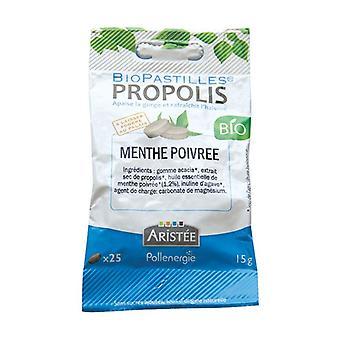 Propolis Peppermint Biopastilles 12 units