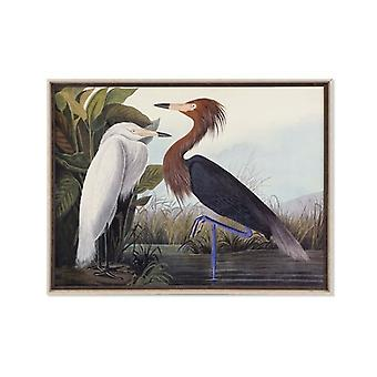 Painting Dekodonia Framed Birds (105 x 3 x 80 cm)