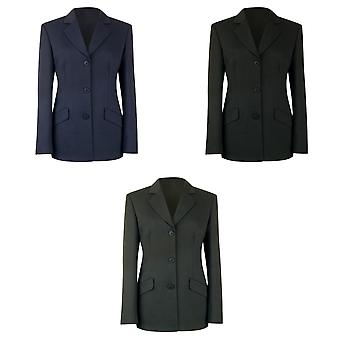 Brook Taverner Womens/Ladies Zeta Suit Jacket Single Breasted 3 Button