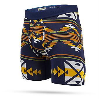 Stance Men's Boxer Briefs ~ Guided navy