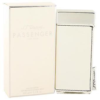St Dupont Passenger Eau De Parfum Spray By St Dupont 3.3 oz Eau De Parfum Spray