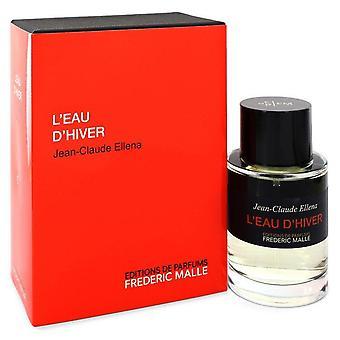 L'eau D'hiver Eau De Toilette Spray (Unisex) By Frederic Malle 3.4 oz Eau De Toilette Spray