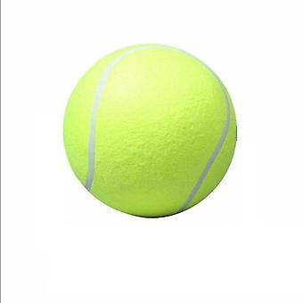 Palla da tennis gonfiabile gigante Mega Jumbo Pet Toy Chew Ball