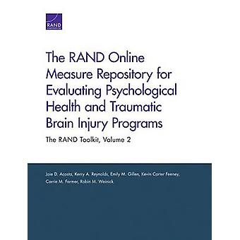 The RAND Online Measure Repository for Evaluating Psychological Healt