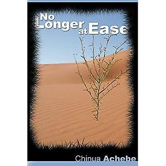 Ya no en la facilidad por Chinua Achebe