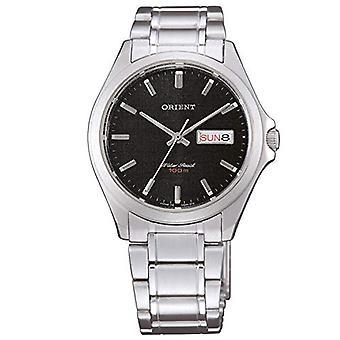 Orient Analog Watch Quartz Man Unisex med rostfritt stål Rem ref. FUG0Q004B6