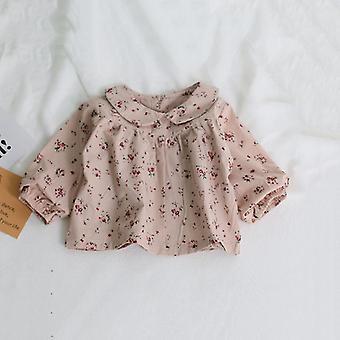 Flower Kids Vauvan pusero, Kevään Syksyn Paita