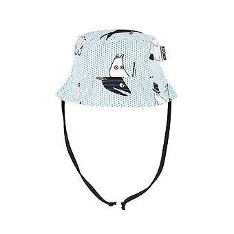Moomin Polare hoed baby blauw