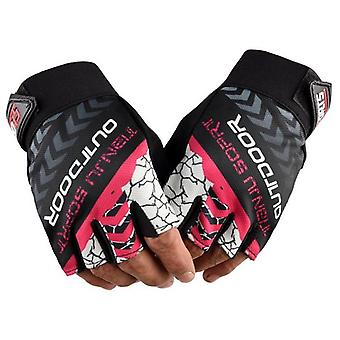 Weight Lifting Training Gloves, Women, Men, Fitness Sports, Body Building